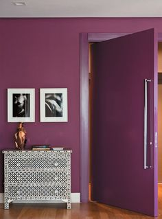 Pinturas inusitadas na parede | Minha casa, minha cara
