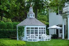 591 Riversville Road Greenwich, Connecticut, United States – Luxury Home For Sale Fancy Chicken Coop, Century Hotel, Fancy Chickens, Old Stone, Country Estate, Luxury Real Estate, Play Houses, Luxury Homes, Gazebo
