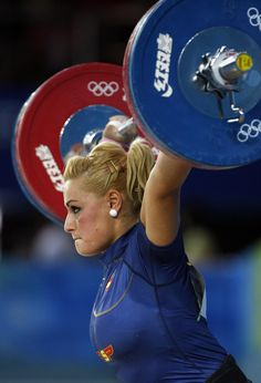 A picture of Lydia Valentin . This site is a community effort to recognize the hard work of female athletes, fitness models, and bodybuilders. Muscle Fitness, Mens Fitness, Female Fitness, Crossfit Motivation, Sport Motivation, Weight Loose Tips, Olympic Weightlifting, Female Athletes, Women Athletes