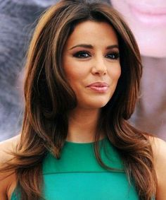 Eva Longoria Beautiful Hairstyles 2016