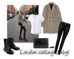 """""""London Baby"""" by doramedgyasszay on Polyvore featuring Paige Denim and prAna"""