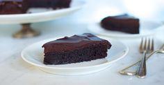 Flourless Chocolate Cake Recipe | King Arthur Flour