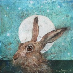 .The hare's supernatural status rose, especially in the Celtic lands, with the belief that they were not only messengers but could travel in both the human and the Otherworlds because they burrowed underground.
