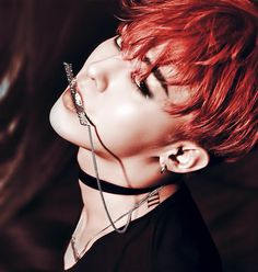 RED HAIR LOVE GD