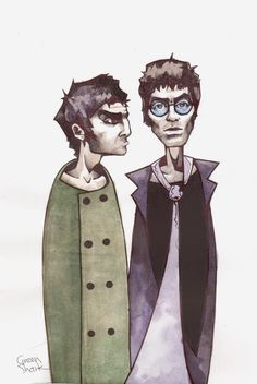 Oasis' Gallagher Brothers