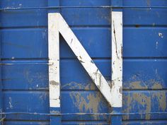 One Letter / N by k.james, via Flickr