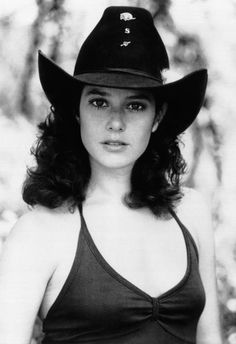 "Big crush back in the day Debra Winger ""Urban Cowboy"" 1980 Via  thedorseyshawexperience 6c6dc766ba47"
