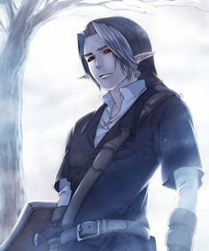 Awesome Dark Link!