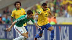 Horario y alineaciones de Brasil vs. México Mundial Brasil 2014 | Mundial Brasil 2014