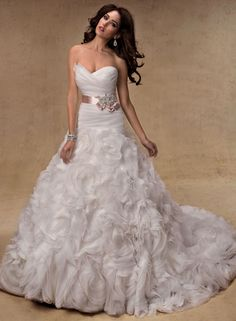 Maggie Sottero Ruby Collection   My Dress of the Week by Belle The Magazine