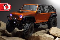 "Project ""Gone Wild"" Axial SCX10 Jeep Wrangler Rubicon"