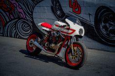Harley-Davidson Speed Racer - Silodrome