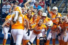 Lady Vols Softball College World Series