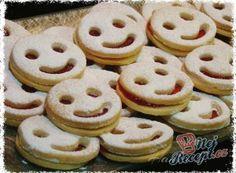 Krémový čoko dort s mascarpone Galletas Cookies, Holiday Cookies, Croatian Recipes, Food Displays, Food Platters, Small Cake, Gluten Free Cookies, Biscuit Recipe, Mini Cakes