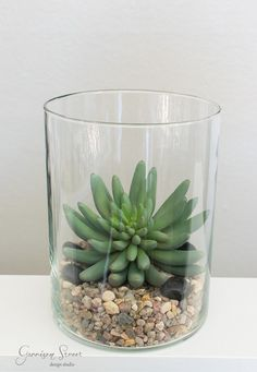My Favorite Decorating Hack | Glass Hurricanes 5 Ways | Garrison Street Design Studio | Decor | Centerpiece | Succulent | Terrarium | Pink Pineapple | Geode | Agate | Easy Decor | Vase Fillers | Sand | Candle Holder | Glass Hurricane Ideas | Glass Hurricane Centerpiece | Glass Hurricane Candle Holder | Glass Hurricane Decor | Table Decoration | Martha Stewart | Crate & Barrel | Dollar Tree | Simple | Spring | Home | Summer | DIY | Patio | Lantern | Pottery Barn #candleideas