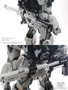 1/28 Prime Series RX-178 Gundam