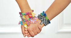 Zezling!: Pulseiras de elásticos: uma moda fixe | rainbow loom bracelets - a cool trend | Pulseras de gomitas: una moda que mola!