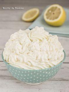 Crema al limone senza cottura e senza uova Tortilla Sana, Burritos, Best Banana Bread, Moon Cake, Biscotti, Chutney, Nutella, Mousse, Cake Recipes