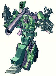 G2 Megatron by ~Blitz-Wing on deviantART