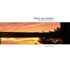 Find From my window by Anie Knipping at Blurb Books. I have agoraphobia, which can mean either I have a fear of large spaces or I have a fear of leaving the hou. Agoraphobia, Nyc Skyline, Blurb Book, Taking Pictures, Hanging Out, Stupid, Art Photography, Cruise, Windows