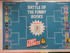 Battle of Books. Näitä saisi minusta olla Suomessa kanssa. Jenkeissä tunnutaan käyttävän aika runsaasti