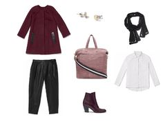 I created this look @thackernyc In Town #youstyleit