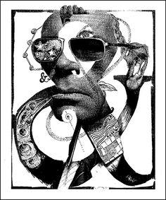ampersand (karl Lagerfeld) by m/m paris