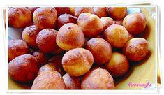 Pretzel Bites, Anna, Potatoes, Peach, Bread, Fruit, Vegetables, Food, Nature
