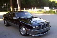 Mercury Capri 5.0....looks almost like ours.