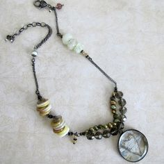 Metal Embrace Necklace