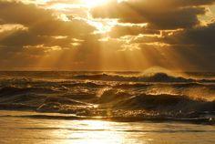 OBX Sunrise  Frisco, North Carolina, one of my favorite beaches on the east coast.