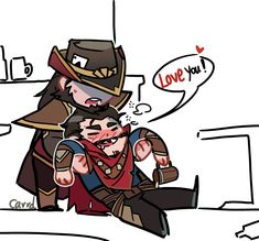League of Legends - Twisted Fate and Graves League Of Legends Characters, Lol League Of Legends, Fictional Characters, Liga Legend, Twisted Fate, Riot Games, Archive Of Our Own, Dear God, His Eyes