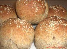 Jsou hlavně rychlé hotové a chutné. - My site Slovak Recipes, Russian Recipes, Bread Rolls, Sandwiches, Lunch Box, Meals, Baking, Food, Pizza