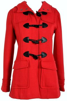 Awesome Red Coat