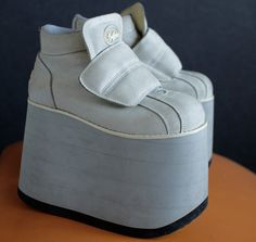 69e7251a59f BUFFALO mega Tower 15cm cult platform Sneakers 90 s Rave Club Kid   Spice  Girls Goth Platform