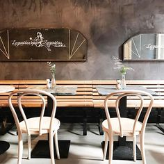 Another brand new café in Amsterdam is Libertine Café. Wolvenstraat 22