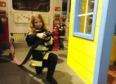The Nassau County Firefighter's Museum