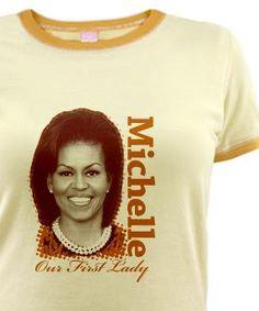 Michelle Obama from Democrat Brand #democratbrand @democratbrand