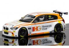BTCC BMW 125 - Andy Priaulx 2015