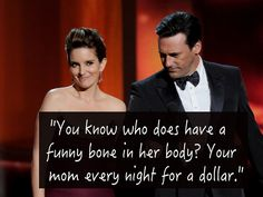"""On having a """"funny bone.""""   21 Brilliant Tina Fey Quotes That Prove She's The Ultimate Boss"""