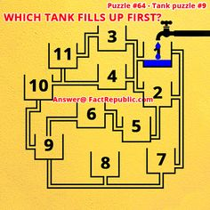 Puzzle Answer Answer is Brain Teasers With Answers, Brain Teasers For Kids, Riddles With Answers, Jokes And Riddles, Tricky Riddles, Mind Games Puzzles, Logic Puzzles, Puzzles For Kids, Puzzle Games