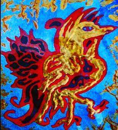 #chicken  #chickenart  #art #arte #kunst  #JoeWhittington  @GOTEAMPHOTO