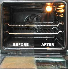 How to clean your oven. Safe oven cleaning tips. Make your own homemade oven cleaner. Tips for oven cleaning. Homemade Cleaning Products, Cleaning Recipes, Natural Cleaning Products, Cleaning Hacks, Cleaning Supplies, Homemade Oven Cleaner, Cleaners Homemade, Diy Cleaners, Household Cleaners