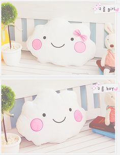 Cloud Pillow (Inspiration)