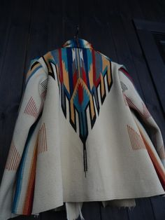 EARTH VINTAGE CHIMAYO JACKET