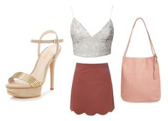 """""""I dunno what this is....."""" by shazzaandme ❤ liked on Polyvore featuring Glamorous"""