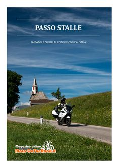 Passo Stalle - Between Austria and Italy