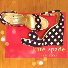 Kate Spade 'Dabney' wedges