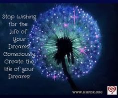 If you are ready to consciously create the life of your dreams contact me. Serving Clients Worldwide www.hhpdx.org