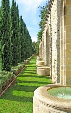 Greystone Estate - the gardens are so graciously designed